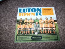 Luton Town v Bolton Wanderers, 1976/77